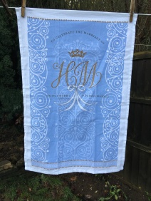 Harry and Meghan: 2018. To read the story www.myteatowels.wordpress.com/2018/12/28/har
