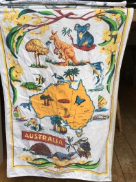 Australia: Vintage. On 'loan' from Hilary