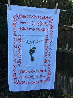 A Triolet for Christmas: 2018. To read the story www.myteatowels.wordpress.com/2018/12/15/tri