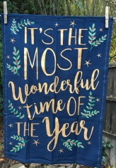 It's the most wonderful time of the year: 2018. To read the story www.myteatowels.wordpress.com/2018/12/12/its