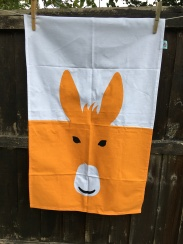 Donkey Sanctuary: 2018. To read the story www.myteatowels.wordpress.com/2018/11/03/don
