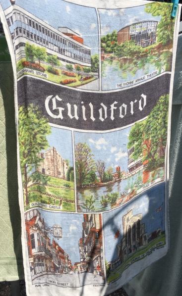 Guildford: Date Unknown, on 'loan'
