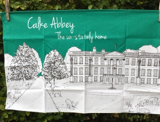 Calke Abbey, the un-stately home: 2019. To read the story www.myteatowels.wordpress.com/2019/10/25/cal