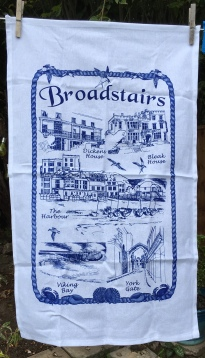 Broadstairs: 2019. To read the story www.myteatowels.wordpress.com/2019/08/31/bro